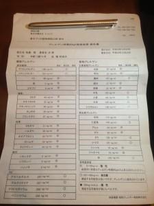 2013.1.11アレルゲン検査結果2